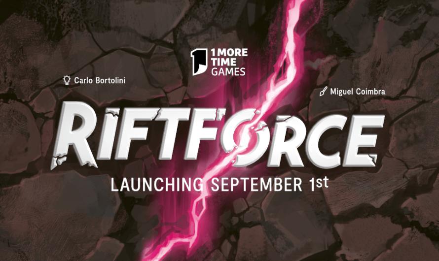 Riftforce стартует 1-го сентября на Kickstarter