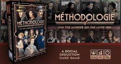 Methodologie: Murder on the Links
