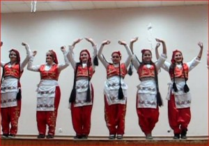 Şumnu Kültür Evi Destan Folklör Grubu