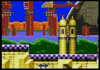 Background HQ Sonic The Hedgehog 3 Launch Base Zone