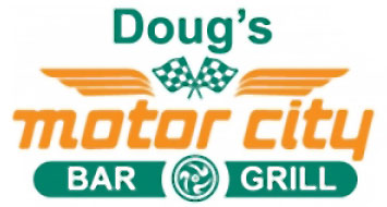 Doug's Motor City Bar & Grill logo