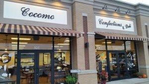Cocomo Confections & Deli logo