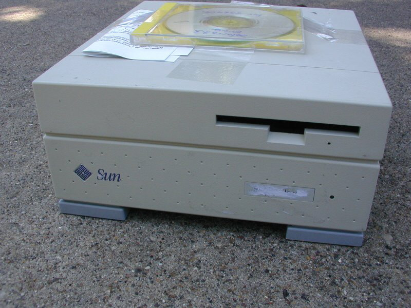 Cray SSP