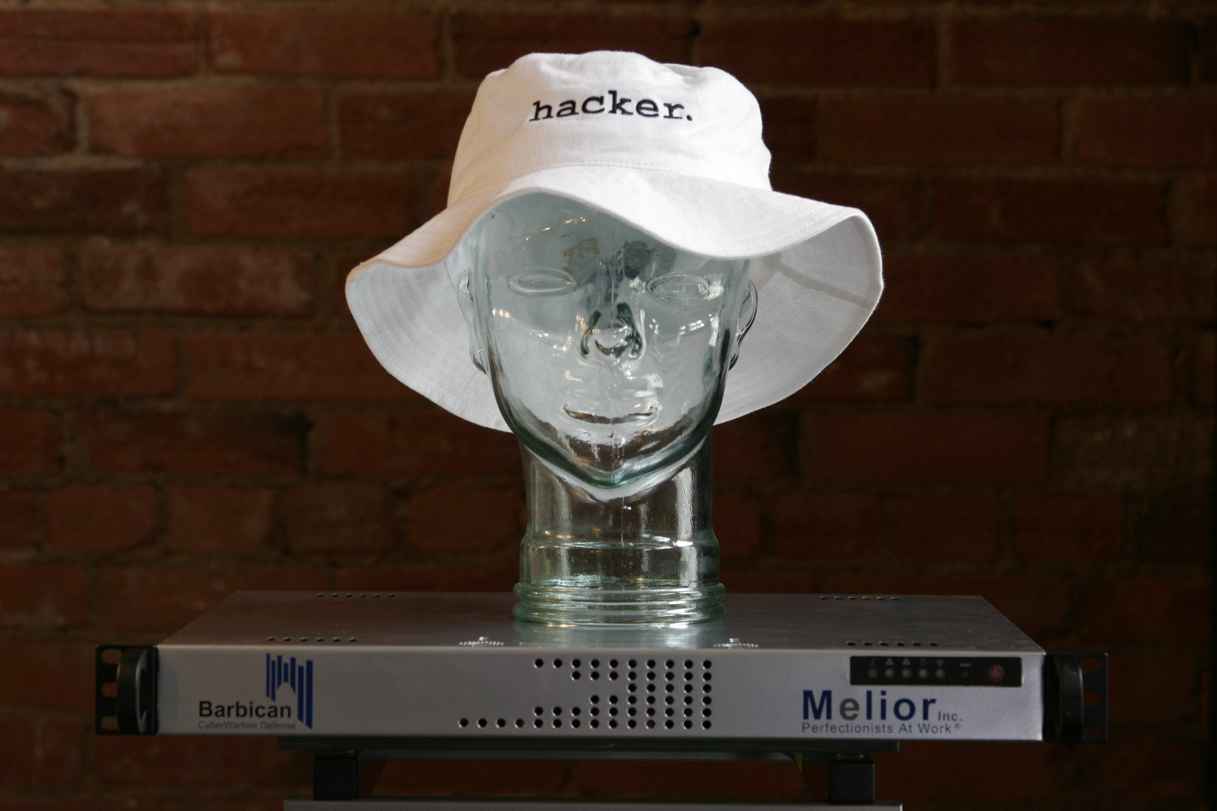WHITE HAT Barbican Prototype