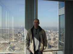 New Office location in the BofA Tower Top Floors