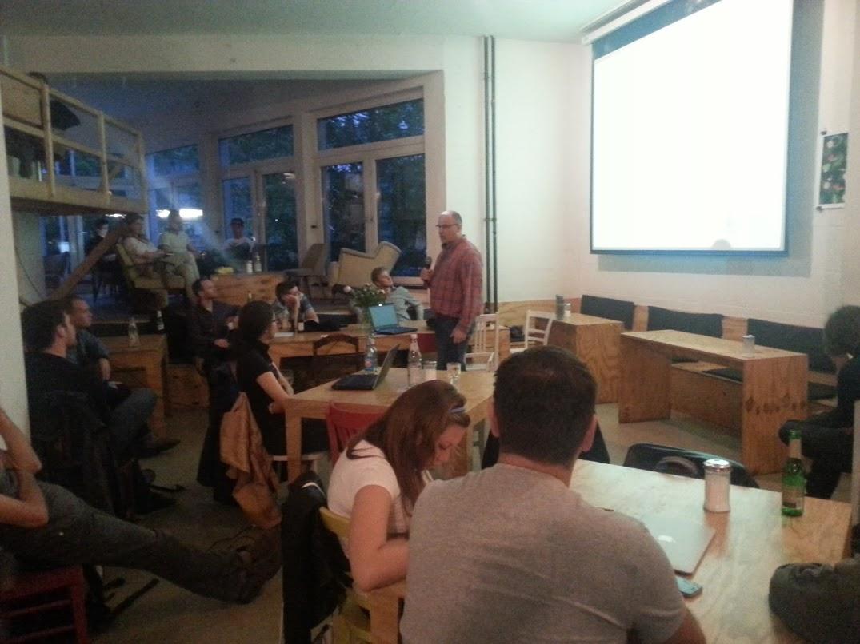 Betahaus Talk, June 3rd, 2014