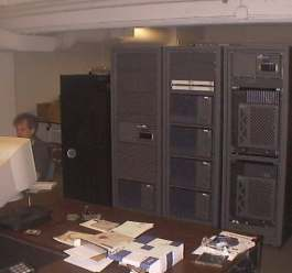 Dev Systems at the 1st SF Office