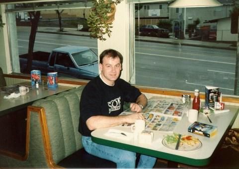 SCO Forum 1991 - Santa Cruz Coffeeshop