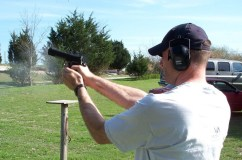 My Kimber 1911 - special barral, match trigger, laser, etc