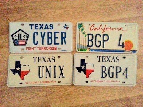 My Custom Licence Plates