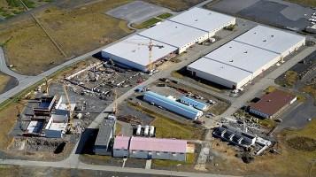 Iceland Data Center Site - former NATO Command base