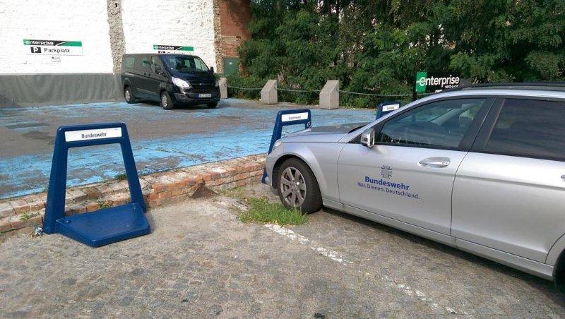 CIH Parking - August 2017