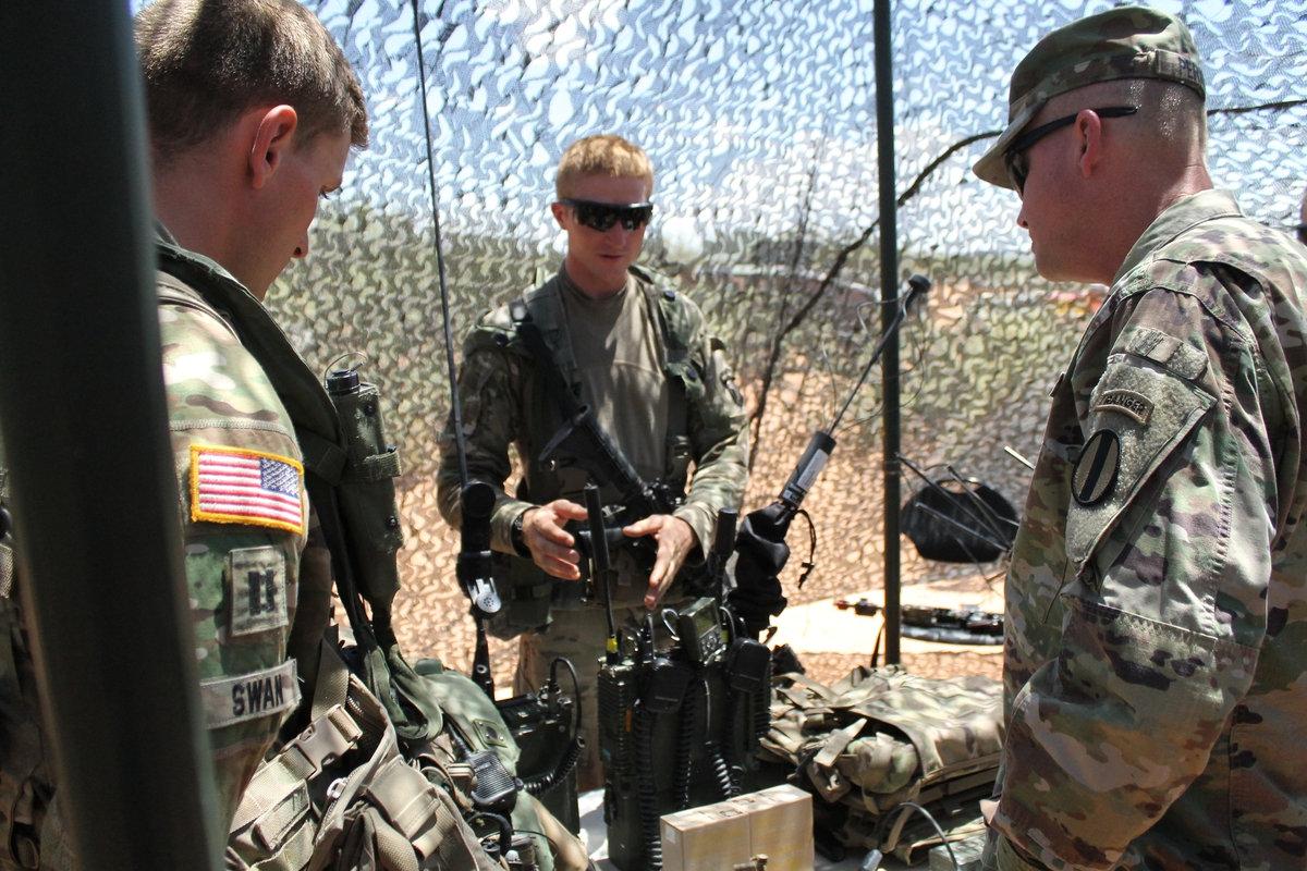 Electronic Warfare Prototypes