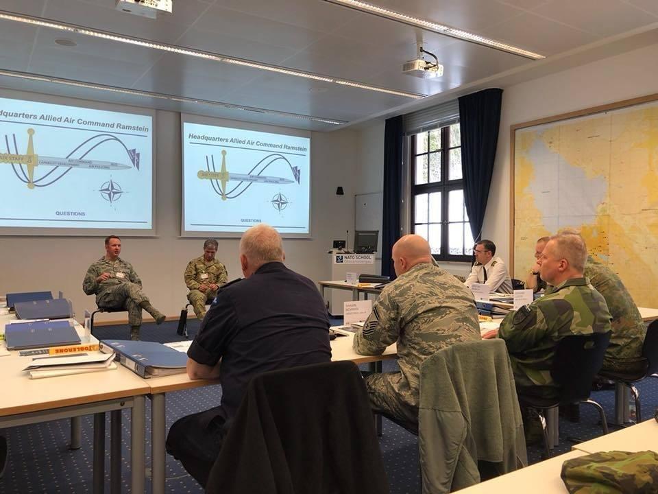 NATO SCHOOL OBERAMMERGAU - FEB 2018