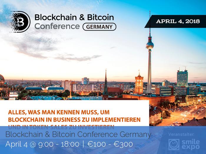 BlockCon APR 2018 Berlin