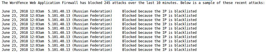 [Alert] Increased Attack Rate on BGP4.com