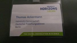 Helmholtz Horizons 2018 Berlin