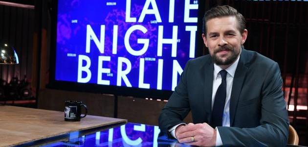 """Erstmals bei ProSieben: """"Late Night Berlin"""" erreicht mehr Zuschauer online als im linearen TV"""
