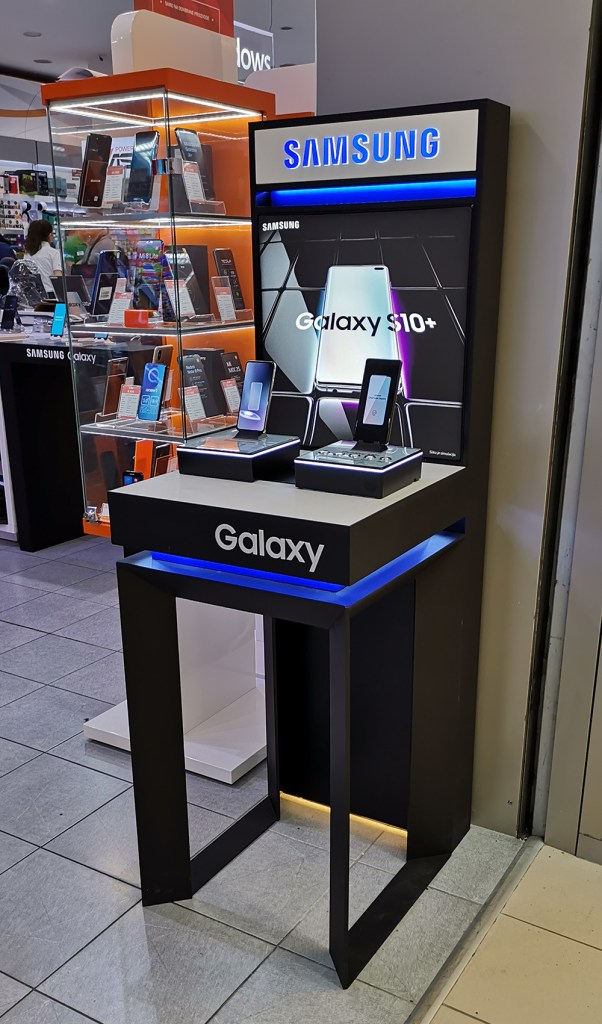 Samsung's STS Fixture rollout in full swing