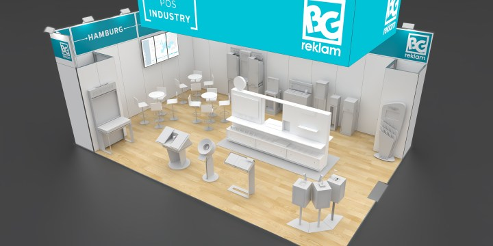 BG Reklam welcomes you at the Euroshop 2020 in Düsseldorf!