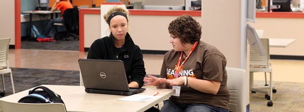 LIBRARY & LEARNING COMMONS HELP STUDENTS PREPARE FOR FINALS