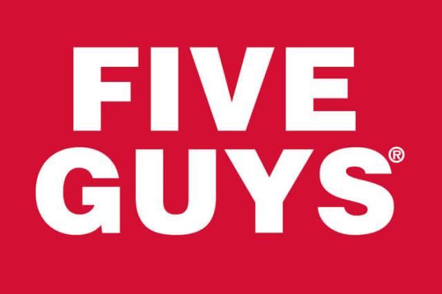 Image result for five guys logo