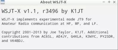 WSJT x通联软件21 - WSJT-x通联软件 使用说明