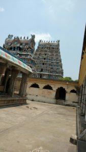 DD 11 - Rajagopuram and Vimana Gopuram