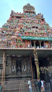 DD 3 Rajagopuram