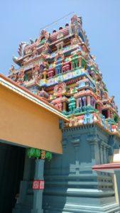 DD 41 - Thirupartanpalli Temple rajagopuram