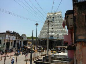 DD 51 -Thirukkaachchi (Vishnu Kanchi ), Rajagopuram