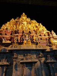 DD 73 - Sri Villiputtur Vimana Gopuram which is covered by Gold
