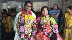 Dec-9th 2017 Godhuli Lagnam kalyanam pic-1