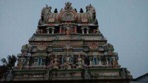 DD 12 - Vimana Gopuram