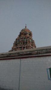 DD 20 - Vimanagopuram