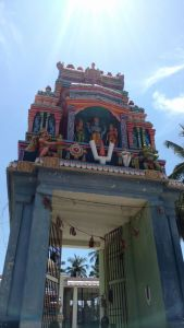 DD 28 - Rajagopuram
