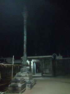 DD 66 - Nithya kalyana Perumal temple Dwaja Sthambam