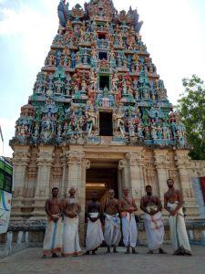 DD 82 - Sri Vijayaasana Swamy Temple Rajagopuram