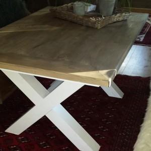 G-Spisebord med innramming hytte 3