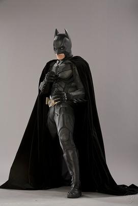 Batman Fights Like a Thug