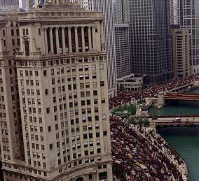 "Nolan's ""Gotham"" city"