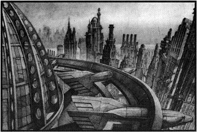 THIS is Gotham City