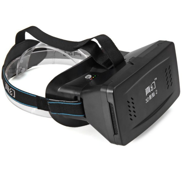 Advanced 3D Movies Viewer Polarized Glass For SmartPhones