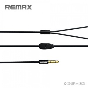 Remax earphone1