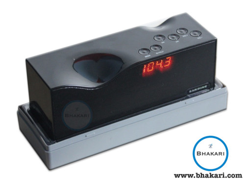 sardine portable wireless bluetooth speaker