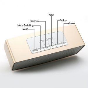 Bluetooth speaker2