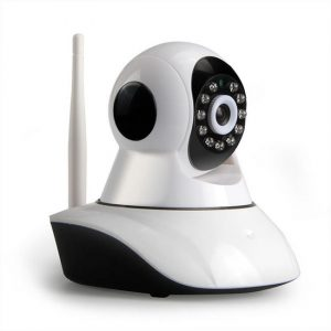 Wifi Night Vision HD CCTV IP Camera - 2