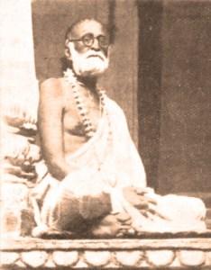 Srila Bhaktisiddhanta Sarasvati, seu eterno mestre espiritual- Vá para o Ociedente e propague a consciência de Krsna
