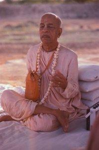Destemido como Abhimanyu, ele trouxe a Consciência de Krisna para o local mais poderoso do mundo, a América.