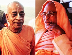 Srila Prabhupada- Seu Siksa Guru e Priya- bandhu